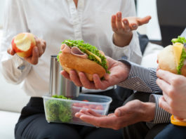 La pause déjeuner en chiffres