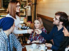 Les commerçants affiliés et les restaurateurs sont très satisfaits du test de la carte restaurant 2e génération.
