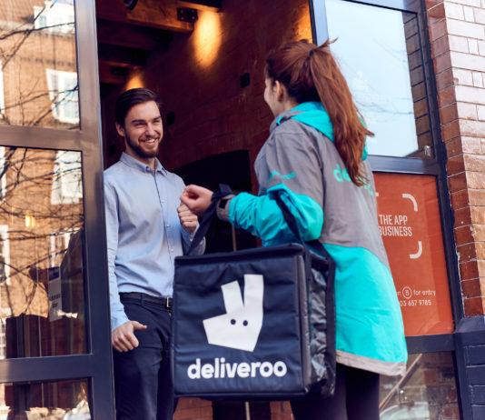 Le paiement par carte Pass Restaurant est désormais possible chez Deliveroo !