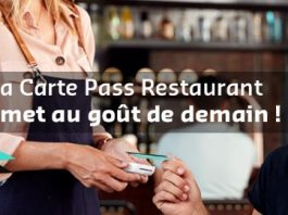 Plus fluide, plus responsable, la nouvelle carte pass restaurant