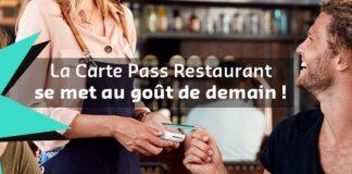 Plus fluide, plus responsable, la nouvelle carte pass restaurant